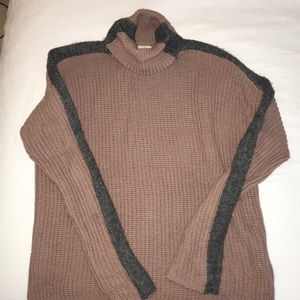 Women's Silence & Noise turtle neck sweater